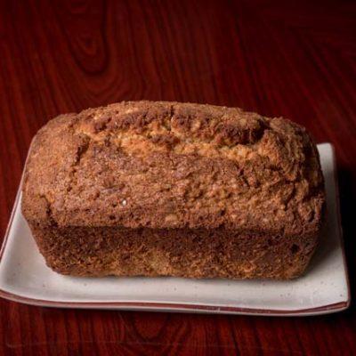 Oma's Nusskuchen Walnut cake