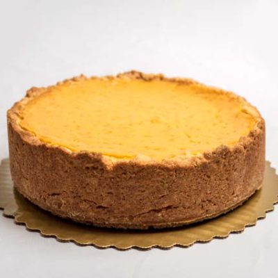 Mandarin Orange Cheesecake