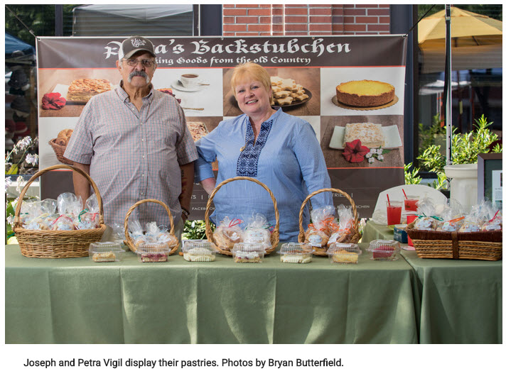 Featured on Utah Stories: Petra's Backstubchen—Traditional Pastries from the Old Country