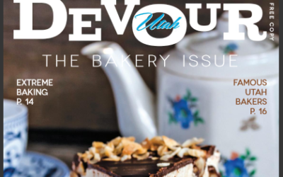 Featured in Devour Utah Magazine