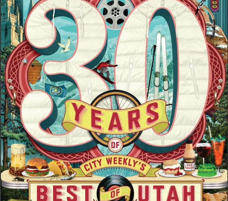 Best of Utah Cover