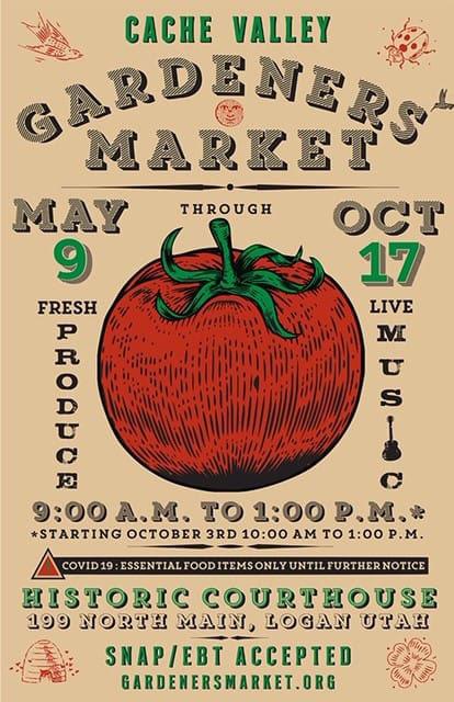 Cache Valley Gardeners Market