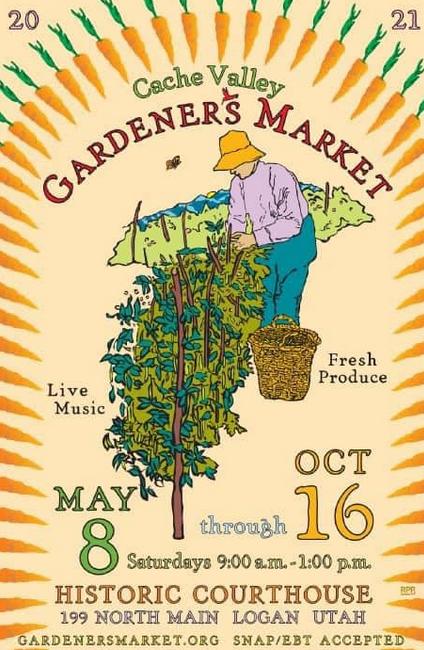 Cache Valley Gardeners Market 2021